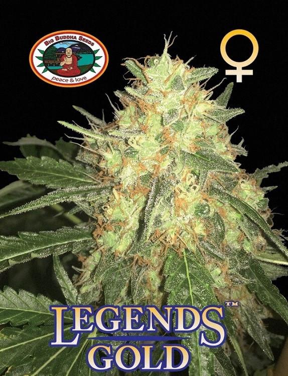 Семена конопли Legends Gold