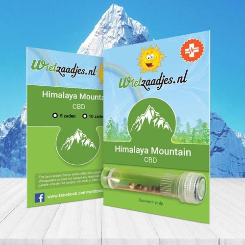 Сорт семян конопли Himalaya Mountain CBD