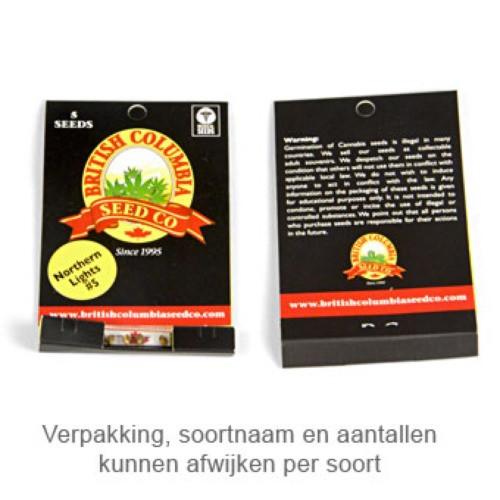 Сорт семян конопли AKBC